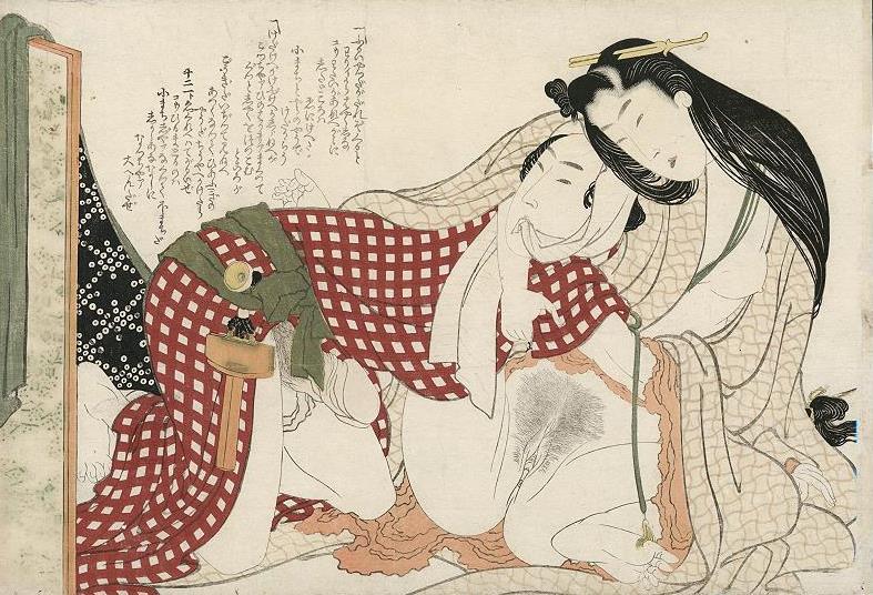 Slike poznatih umjetnika koje su vama lijepe - Page 2 Hokusai_525